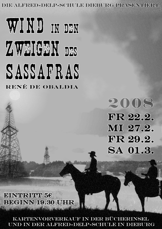 theater 2008 plakat