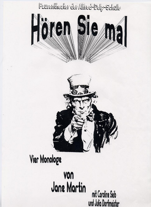 theater_1994_hoeren_sie_mal